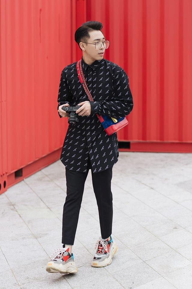 mau tui xach o Seoul Fashion Week anh 2