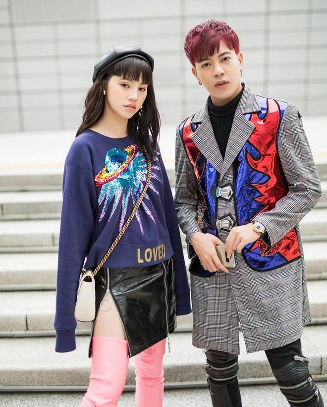 Xu huong street style len ngoi tai tuan le thoi trang Seoul anh 4