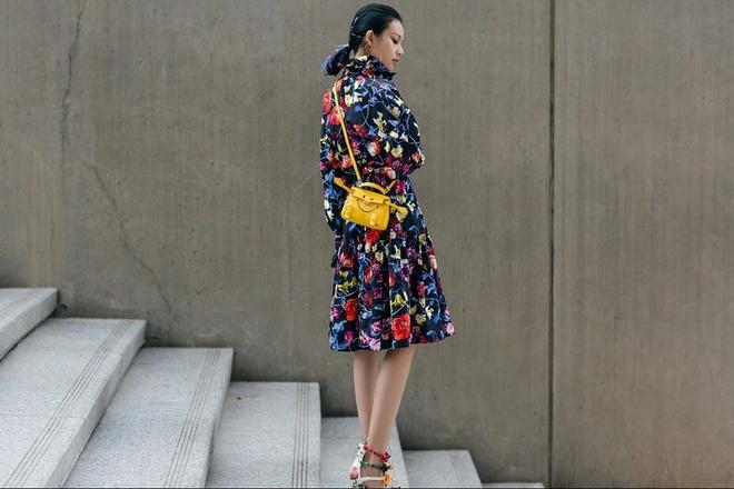 Xu huong street style len ngoi tai tuan le thoi trang Seoul anh 11