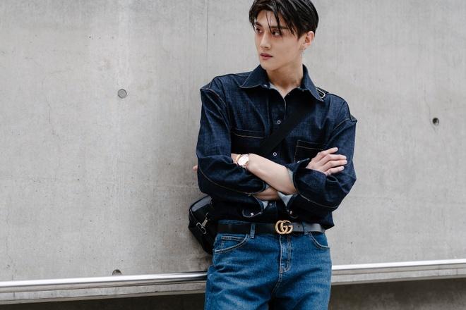 Xu huong street style len ngoi tai tuan le thoi trang Seoul anh 7