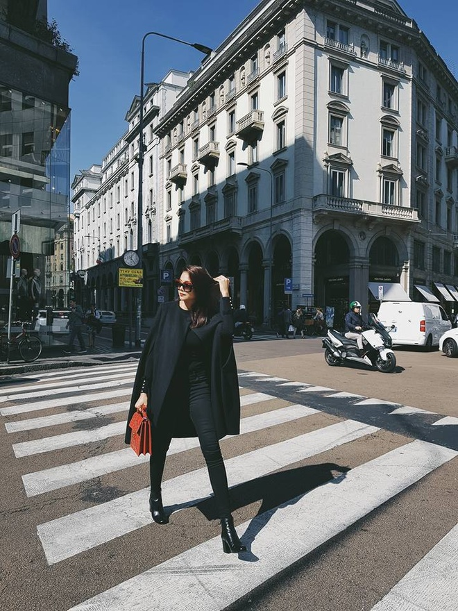 Nhung sao Viet 'nghien' trang phuc binh dan cua H&M, Zara hinh anh 1