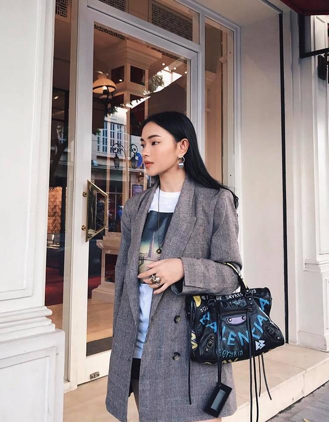 Nhung sao Viet 'nghien' trang phuc binh dan cua H&M, Zara hinh anh 8