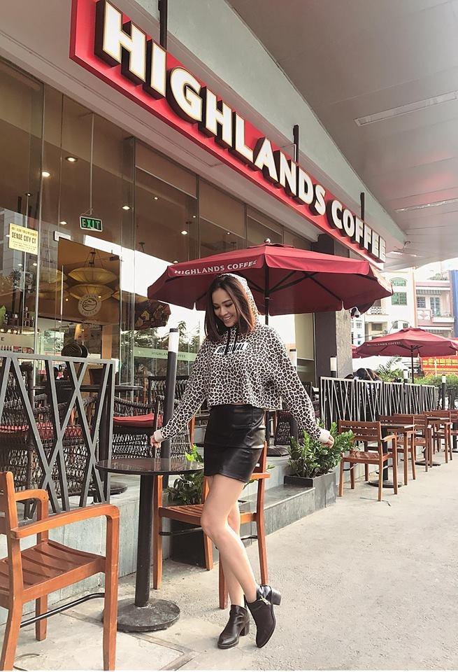 Nhung sao Viet 'nghien' trang phuc binh dan cua H&M, Zara hinh anh 6