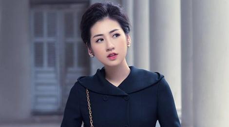 A hau Tu Anh: Tin do hang hieu thu thiet trong showbiz Viet hinh anh