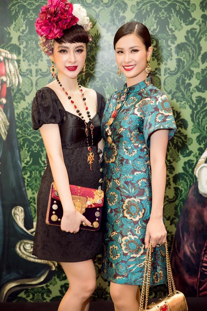 Angela Phuong Trinh, Rocker Nguyen hoa quy toc chau Au hinh anh 4