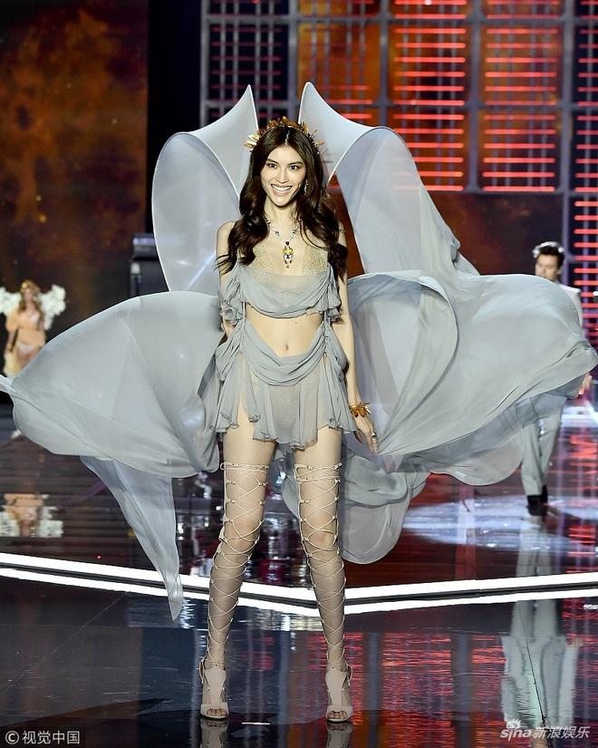 Bieu cam kho hieu cua thien than noi y Victoria's Secret 2017 hinh anh 3