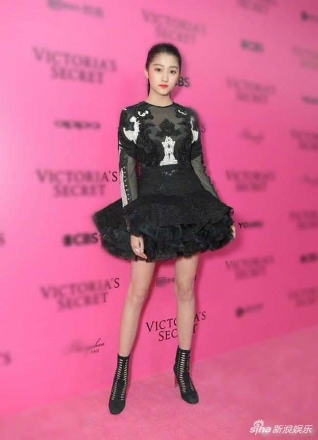Bieu cam kho hieu cua thien than noi y Victoria's Secret 2017 hinh anh 10