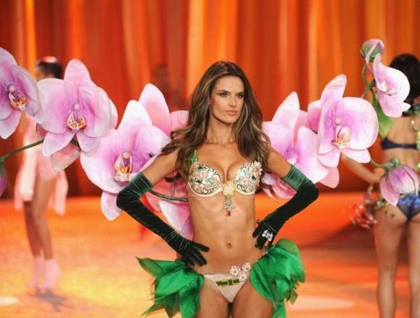 Alessandra Ambrosio chinh thuc tu gia Victoria's Secret sau 17 nam hinh anh 2