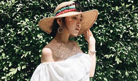 Chloe Nguyen: Hot girl Sai thanh so huu gout thoi trang sanh dieu hinh anh