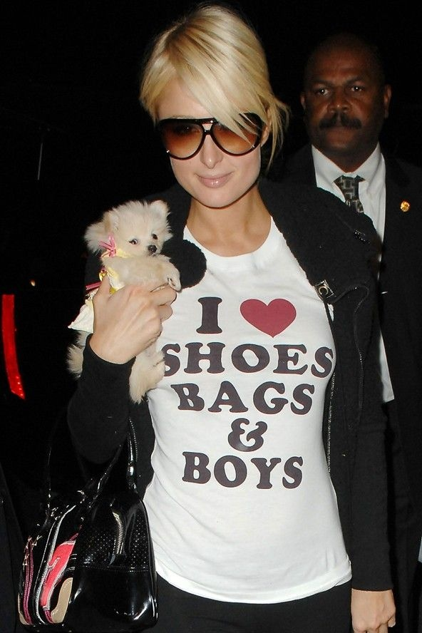 thoi trang Paris Hilton anh 1