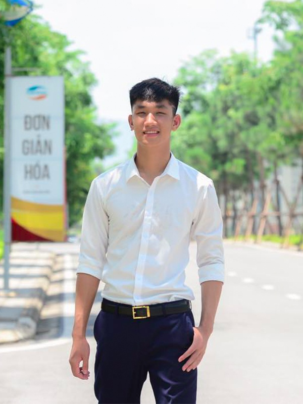 Phong cach thoi trang nam tinh cua dan cau thu U23 Viet Nam hinh anh 6