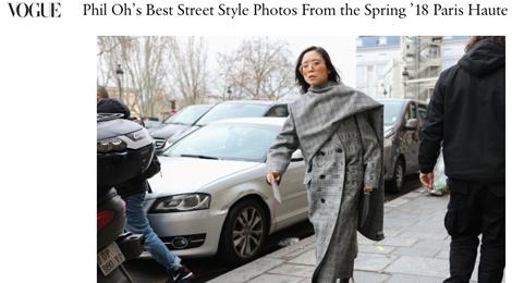Fashionista Viet xuat hien tren Vogue tai tuan le thoi trang Paris hinh anh