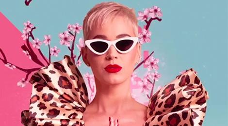 Katy Perry tiep tuc lua chon thiet ke Viet trong chien dich dau nam hinh anh