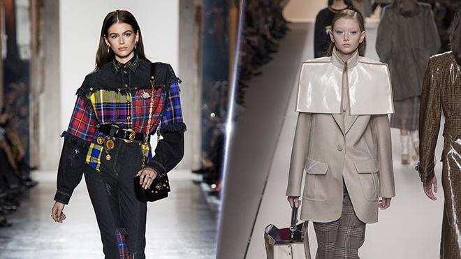 Versace, Fendi lot top nhung bo suu tap an tuong tai Milan hinh anh