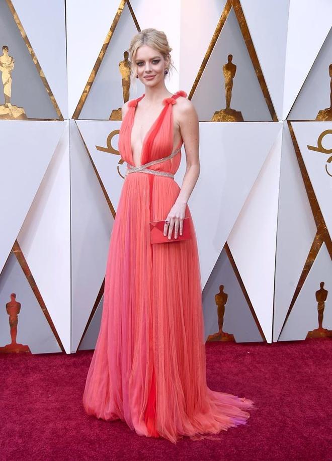 My nhan Hollywood long lay tren tham do Oscar 2018 hinh anh 17