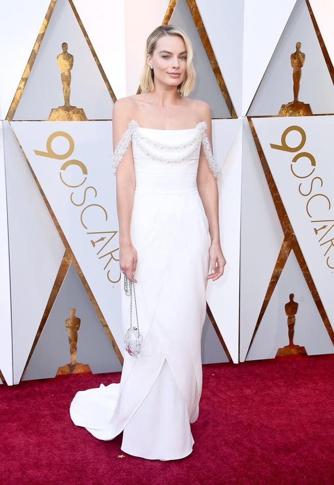 My nhan Hollywood long lay tren tham do Oscar 2018 hinh anh 20