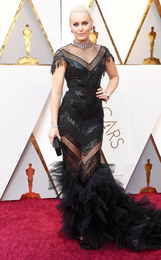 My nhan Hollywood long lay tren tham do Oscar 2018 hinh anh 7