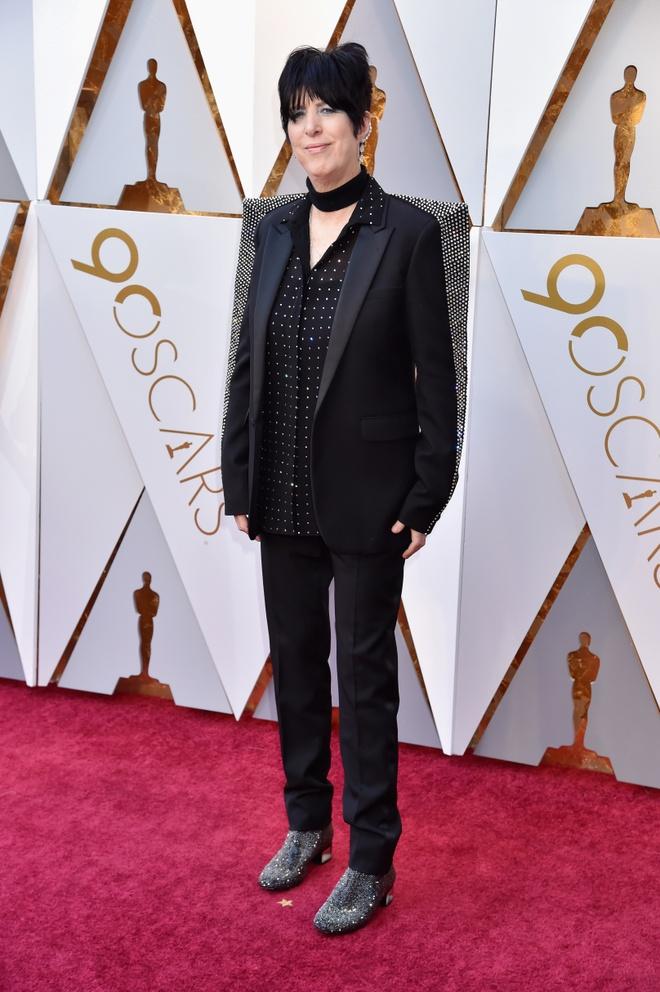 My nhan Hollywood long lay tren tham do Oscar 2018 hinh anh 9