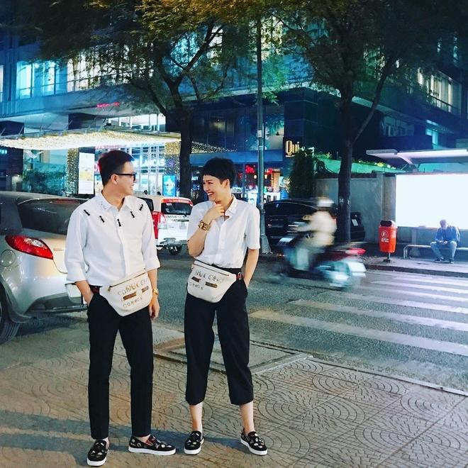 Miu Le - Duy Khanh: Cap doi thoi trang moi cua showbiz Viet hinh anh 5