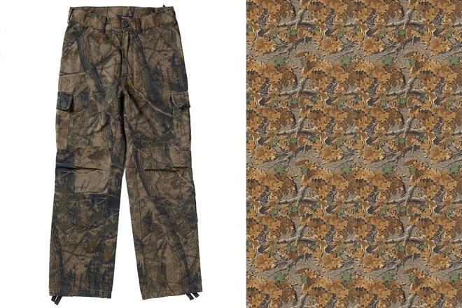 Kanye West bi kien vi 'an cap' mau hoa tiet Camouflage hinh anh 1