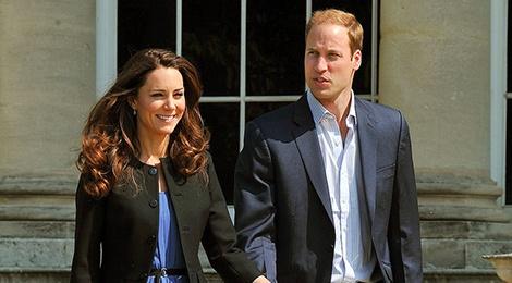 Kate Middleton mac quan ao binh dan van thanh lich hinh anh