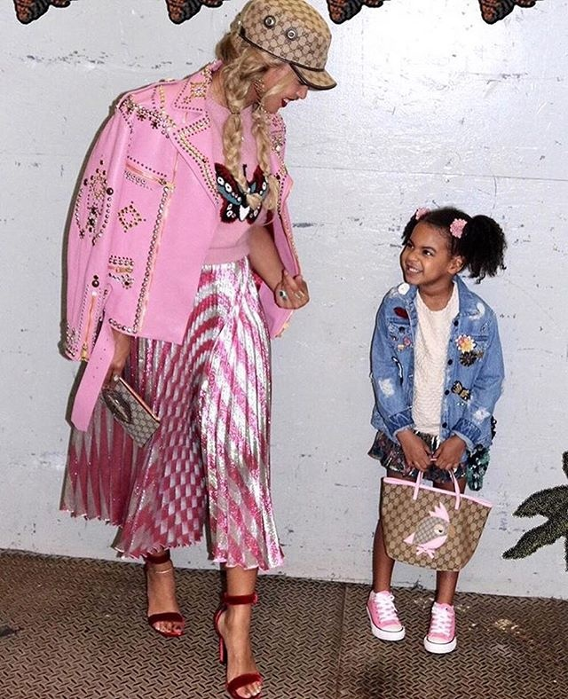 Boc gia tu do hang hieu cua con gai 6 tuoi nha Beyonce va Jay-Z hinh anh 7