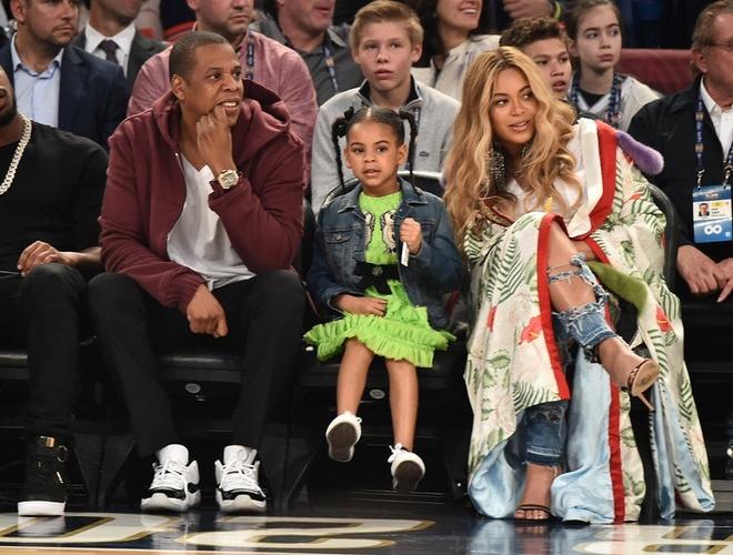 Boc gia tu do hang hieu cua con gai 6 tuoi nha Beyonce va Jay-Z hinh anh 9