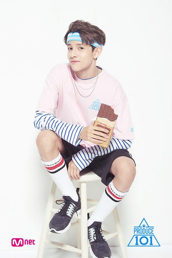 Gu Thoi Trang Dam Chat Hip-Hop Cua 'Hoang Tu Lai' Kim Samuel