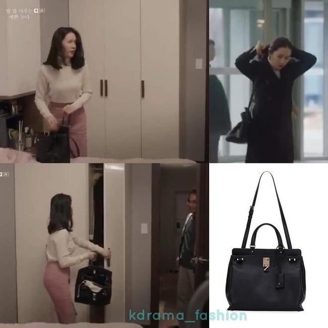 Boc gia hang hieu cua Son Ye Jin trong 'Chi dep mua com ngon cho toi' hinh anh 6