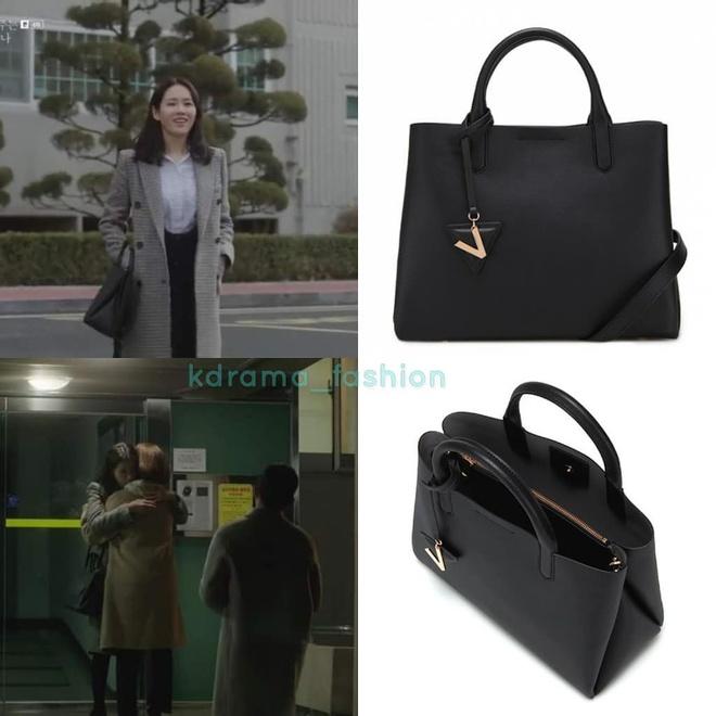 Boc gia hang hieu cua Son Ye Jin trong 'Chi dep mua com ngon cho toi' hinh anh 8