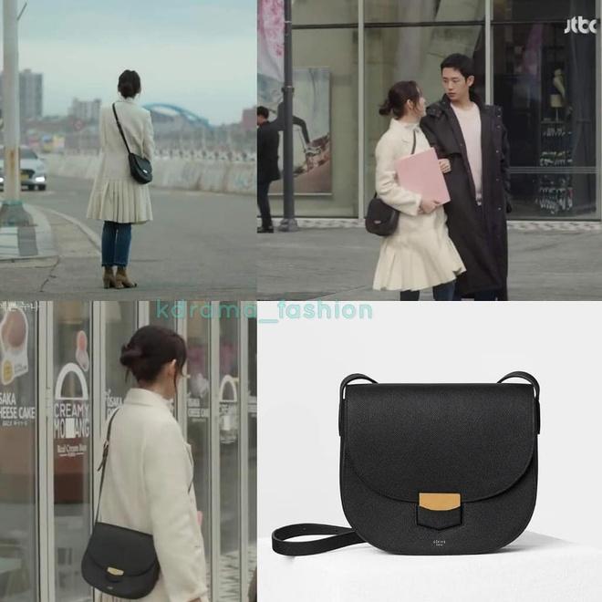 Boc gia hang hieu cua Son Ye Jin trong 'Chi dep mua com ngon cho toi' hinh anh 9