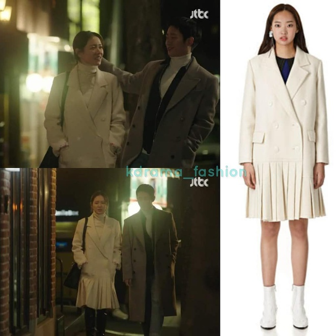 Boc gia hang hieu cua Son Ye Jin trong 'Chi dep mua com ngon cho toi' hinh anh 2