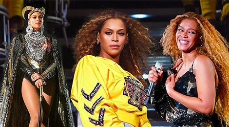 Nhung bo canh trinh dien an tuong cua Beyonce tai Coachella 2018 hinh anh