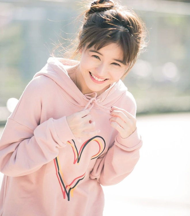 Gu an mac tre trung cua nguoi dep 'Song Hye Kyo' Thai Lan hinh anh 1