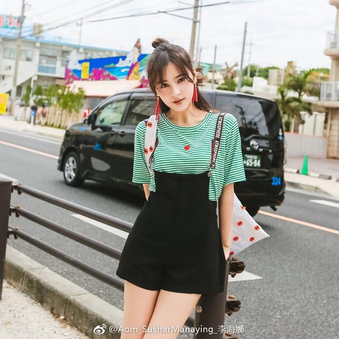 Gu an mac tre trung cua nguoi dep 'Song Hye Kyo' Thai Lan hinh anh 7
