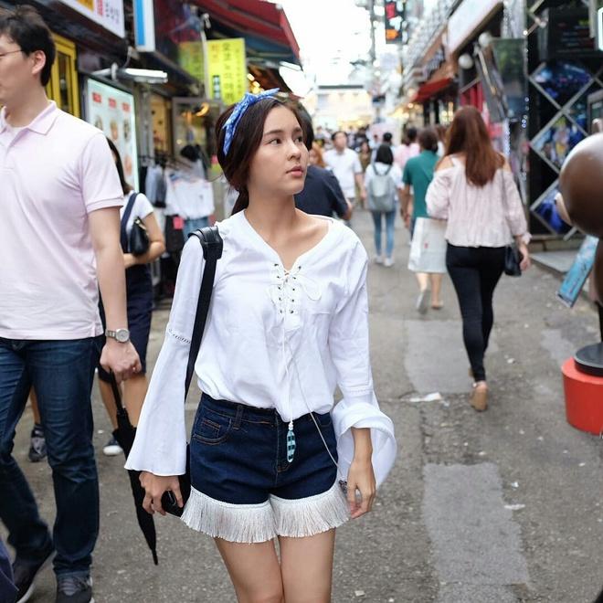 Gu an mac tre trung cua nguoi dep 'Song Hye Kyo' Thai Lan hinh anh 9