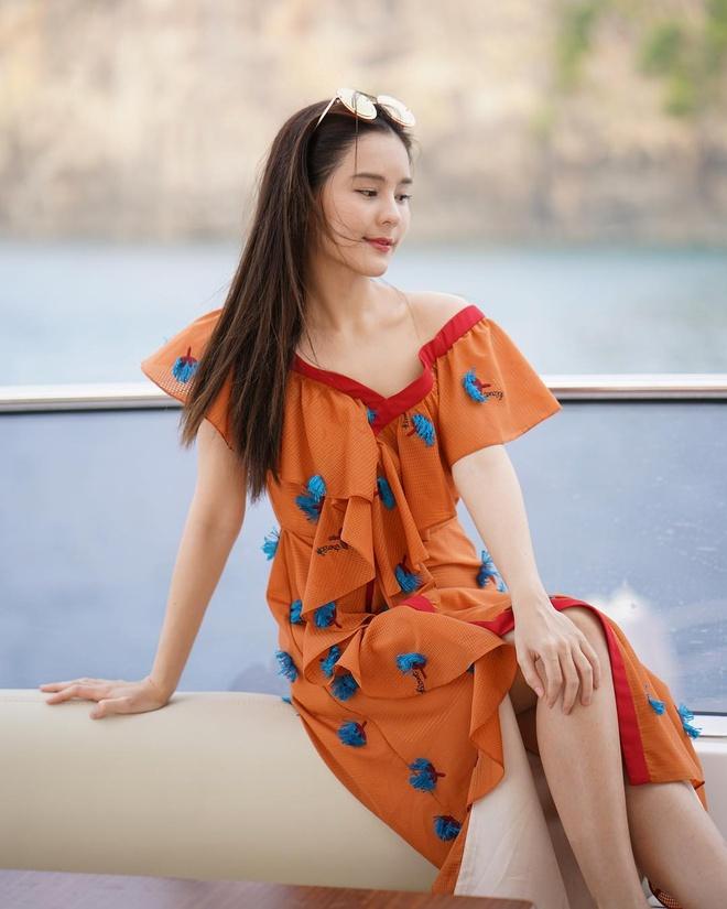 Gu an mac tre trung cua nguoi dep 'Song Hye Kyo' Thai Lan hinh anh 4