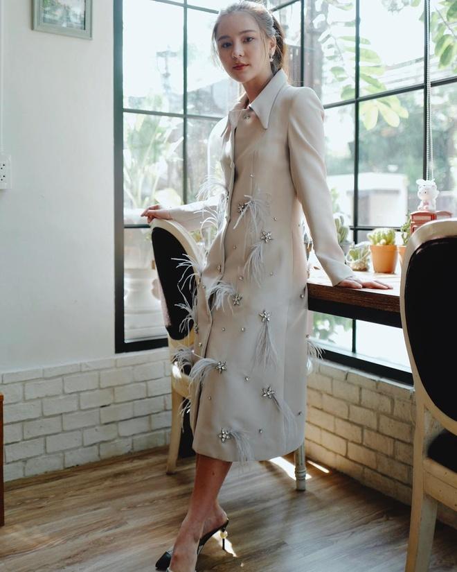 Gu an mac tre trung cua nguoi dep 'Song Hye Kyo' Thai Lan hinh anh 3