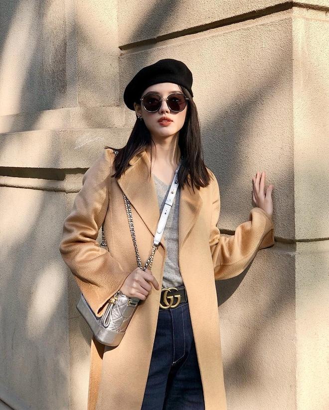Khanh Linh The Face: Hot girl sanh dieu voi loat do hieu dat do hinh anh 7