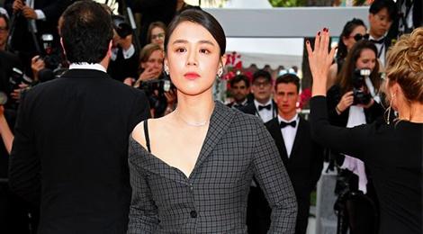 Nhung bo vay kem tinh te trong ngay dau tham do Cannes 2018 hinh anh