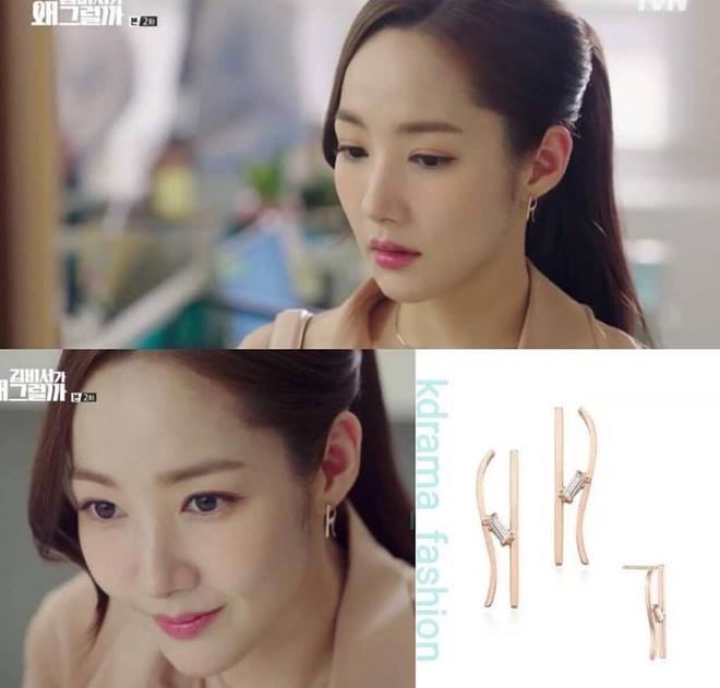 Nhung set do hang hieu cua 'Thu ky Kim' Park Min Young hinh anh 9