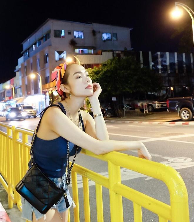 Street style sao Viet tuan qua anh 2