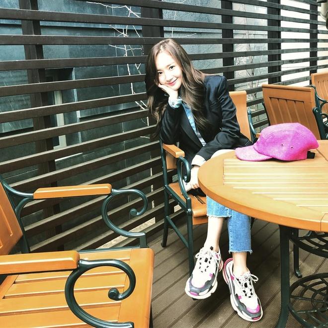 Nhung bo canh gian di doi thuong cua 'Thu ky Kim' Park Min Young hinh anh 9