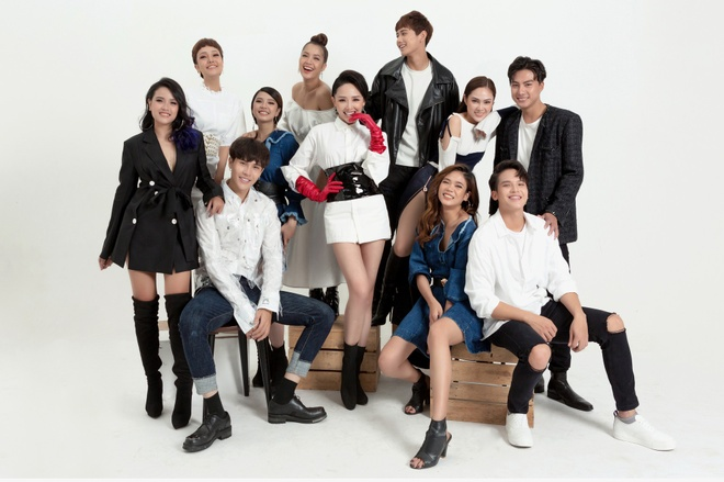 Toc Tien mac an tuong nhu the nao tren ghe nong The Voice 2018? hinh anh 1