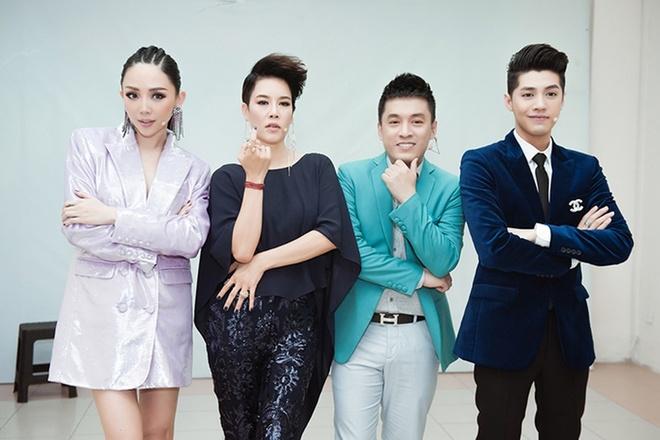 Toc Tien mac an tuong nhu the nao tren ghe nong The Voice 2018? hinh anh 4