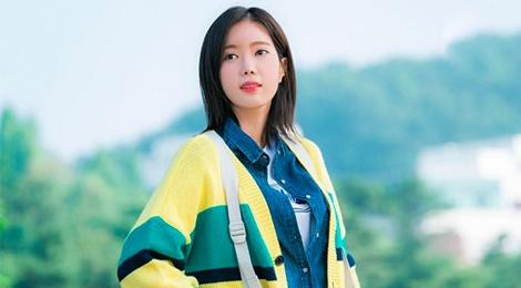 Phong cach tre trung cua nu chinh trong 'My nhan Gangnam' hinh anh