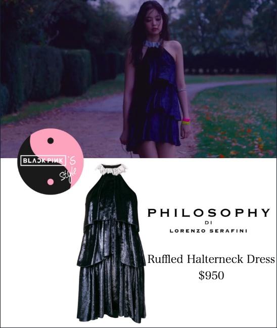Tung MV 'Solo', Jennie (Black Pink) khoe loat do hang hieu dat do hinh anh 4