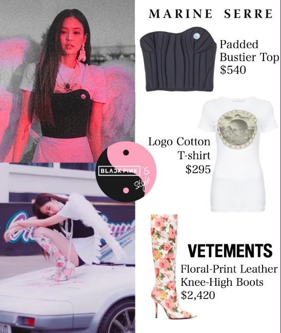Tung MV 'Solo', Jennie (Black Pink) khoe loat do hang hieu dat do hinh anh 8