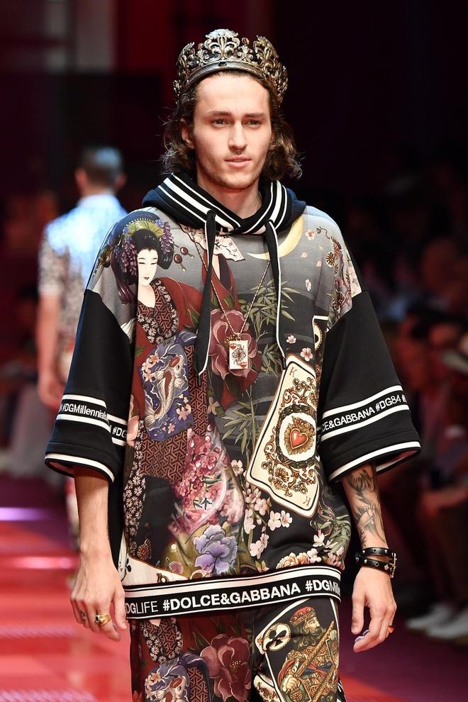 Nhung lan va mieng cua nha thiet ke lung danh Stefano Gabbana hinh anh 8
