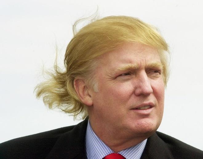 Lich su mai toc cua Tong thong Donald Trump hinh anh 6